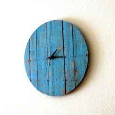 Cottage Chic Wall Clock  Decor and Housewares Wall by Shannybeebo, $39.95