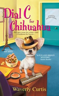 """Pepe the Chihuahua is nobody's lapdog! Along with his owner Geri, he sniffs out crime and gets his paws on a scandalous murder investigation. Can our tiny but mighty hero save the day? A """"fun and breezy"""" mystery (New York Times bestselling author Jennie Bentley) — only $1.99!"""