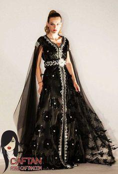 Caftan de Mariage 2016 Robes Haute Couture Sur Mesure - Caftan Marocain de Luxe 2016 : Boutique Vente Caftan FatimaZahra Style Oriental, Oriental Fashion, Arabic Dress, Moroccan Caftan, Mode Hijab, International Fashion, Glamour, Style Inspiration, Elegant