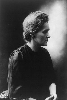 Marie Skłodowska Curie, the first woman to win a Nobel Prize and the first person to win a second Nobel Prize, she received 19 degrees and helped discover X-Ray machines.