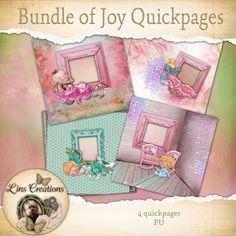 Bundle of Joy quickpages