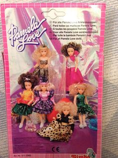 Pamela Love Doll Simba Clothes Las Vegas Ocean Toys Sindy Sarah Louise Debenhams   eBay