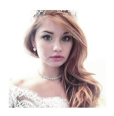 Photo: Debby Ryan Gives A Sneak Peek At Jessie's Wedding Gown September 17, 2014