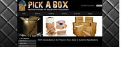 Including Boxes, Gift Boxes and Die Cut Boxes, Pick A Box is a direct Boxes Manufacturers, Boxes Suppliers, Boxes Wholesalers and Boxes Retailers to the public and cooperate clients providing the boxes nationwide and all African countries. Pick Box is one of the biggest Boxes Company in Johannesburg.