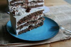 Caramelized christmas almonds cake Standard Recipe, Star Cookies, Almond Cakes, Christmas Baking, Almonds, Baking Recipes, Caramel, Vanilla, Kawaii