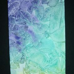 fantasy abstract art painting aceo ref 220 £4.00