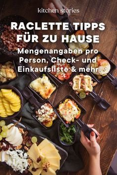 Raclette Tipps für zu Hause - Fashion and Recipes Pork Chop Recipes, Potato Recipes, Fish Recipes, Asian Recipes, Ethnic Recipes, Dinner Party Recipes, Snacks Für Party, Lunch Recipes, Smoothie Recipes