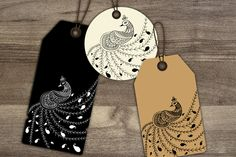 Label/Tag Artwork for Boutique by Design Co. on Creative Market
