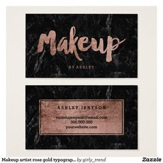 22 Ideas makeup artist business cards logo fonts for 2019 Black Business Card, Business Card Logo, Business Card Design, Best Makeup Artist, Makeup Artist Business Cards, Beauty Logo, Branding, Just For You, Artist Profile