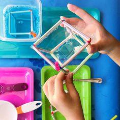 Bubble cubes Straws, Cubes, Nintendo Consoles