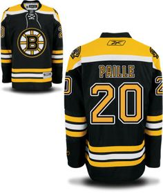 Boston Bruins 20 Daniel Paille Home Jersey - Black [Boston Bruins Hockey Jerseys 077] - $50.95 : Cheap Hockey Jerseys