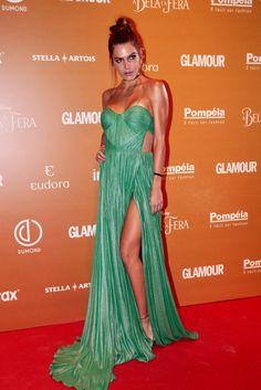 Os looks do prêmio geração glamour.