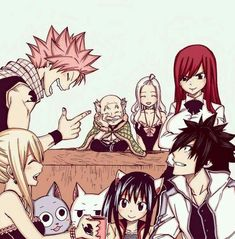 I wish Hiro Mashima loved Fairy Tail...
