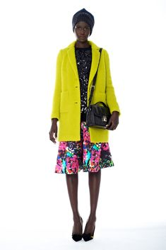 Kate Spade New York Fall 2014 Ready-to-Wear Fashion Show Collection