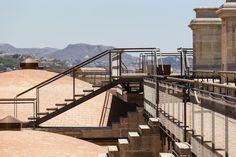 Recorrido por las cubiertas de la catedral de Málaga - Arquitectura Viva · Revistas de Arquitectura