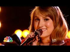 "▶ Caroline Pennell: ""We're Going to Be Friends"" - The Voice Highlight - YouTube   I just love her!"