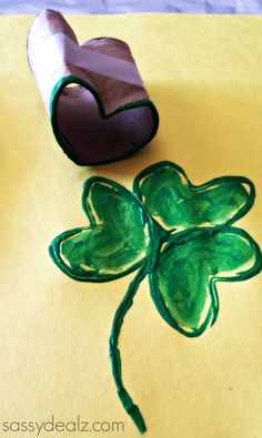 St Patrick's Crafts For Kids