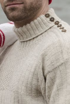 Knitting Projects, Men Sweater, Turtle Neck, Sweaters, Diy, Fashion, Moda, Bricolage, Fashion Styles