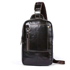 SIRACUSA MARRONEBARNA VALÓDI BŐR UNISEX CROSSBODY Vintage Leather Backpack, Leather Backpack For Men, Leather Men, Shoulder Backpack, Crossbody Shoulder Bag, Crossbody Bag, Rucksack Backpack, Messenger Bag, Handbags For School