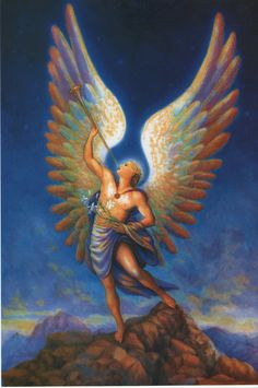 Archangel Gabriel.