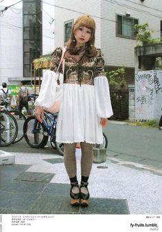 #japanese #girl #fashion #cute
