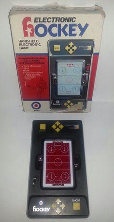 Vintage Hockey Videos 89