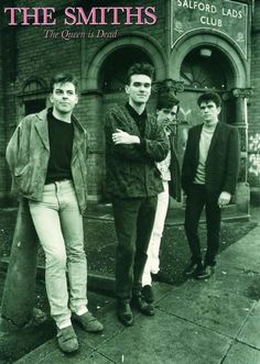 The Smiths, The Queen is Dead.