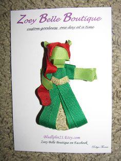 Princess Fiona by bludlphn21 on Etsy, $5.00