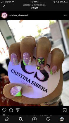 Toe Designs, Nail Decorations, Nail Spa, My Nails, Manicure, Sierra, Beauty, Perfect Nails, Long Nail Art
