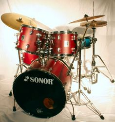 How to Make Homemade Drum Set