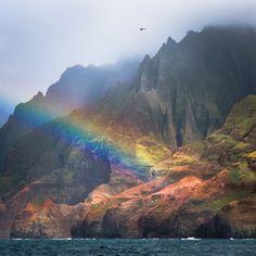 Na Pali Coast, Kauai | Hawaii (by Mark Gvazdinskas)