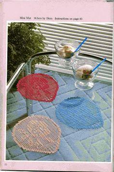 Patterns and motifs: Crocheted motif no. 358