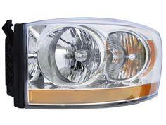 OE look  Fits Dodge Ram 2500 G3SMU0C00629 Headlight  Right Auto Car Access