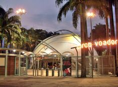 Circo Voador, the best place for live Brazilian music in Rio.