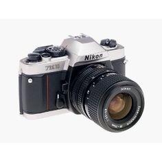 Nikon FM10 Film Camera.