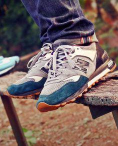 #LFSTL x #NewBalance 577 Kakkerlak #sneakers