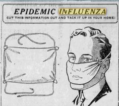 "As the world begins the stages of the ""new normal"" and we slowly get back to interacting with people it's made me wonder about how my family handled things during the Spanish Flu.…"