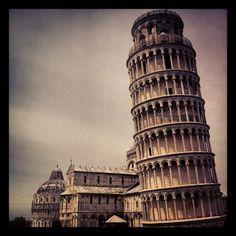 Torre, Duomo e Battistero #Pisa #igerspisa