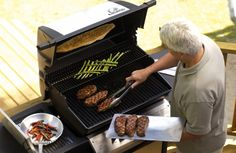 How to find a gas grill that delivers great barbecue flavour