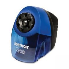 As I've had the chance to be in a lot of different classrooms, this is the best electric pencil sharpener to date, and it's only around $40!
