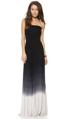 Young Fabulous & Broke Bangal Convertible Maxi Dress / Skirt