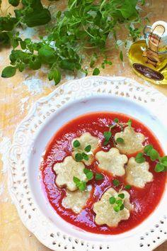 Kopytka z Kaszy Jaglanej Just My Delicious