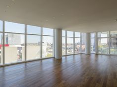 Some of the luxury high-rise homes currently available at Museum Tower  1918 Olive Street #902