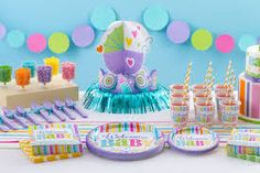 Shop Pastel Rainbow Chevron Welcome Baby Party Supplies, gender neutral baby shower invitations, and decorations. Find chevron stripe baby shower centerpieces and more. Budget Baby Shower, Fun Baby Shower Games, Baby Shower Party Supplies, Baby Shower Parties, Baby Shower Themes, Baby Boy Shower, Baby Shower Decorations, Shower Ideas, Welcome Baby Party