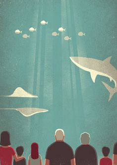 Day Trippers - Davide Bonazzi on Behance