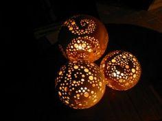 francoise busin - lichtbol van keramiek