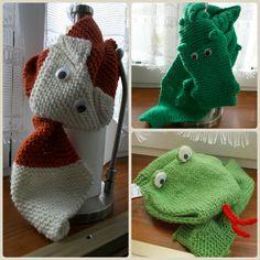 sciarpa animali