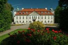 Palace in Nieborów, Poland Lake Geneva, Baltic Sea, Central Europe, Lithuania, Czech Republic, Finland, Beautiful Places, Germany, Mansions