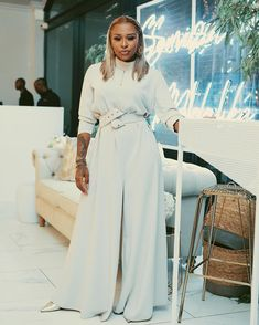 The Ultimate Wedding Guest Style Guide: Issue 16 All White Outfit, White Outfits, Classy Outfits, Stylish Outfits, Wedding Guest Style, Classy Women, Classy Lady, Dress Me Up, Well Dressed