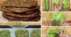 Il est possible de déguster ces galettes saines en entrée ou en plat principal selon la quantité. Une recette qui permet de découvrir les courgettes sous un autre jour. Une idée de Recettes santé.    Les ingrédients